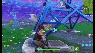 FUNNY!! Fortnite season 5 F2P account the worst one to play BEGINNER (GAME PLAY)