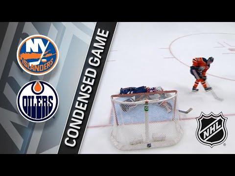03/08/18 Condensed Game: Islanders @ Oilers