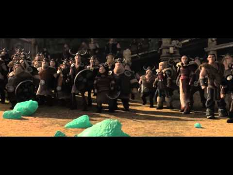 Dreamworks How To Train Your Dragon Toothless Saves Hiccup The Final Ba