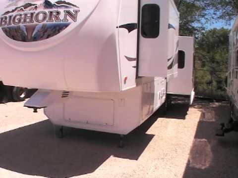 2009 Heartland Bighorn 3055RL fifth wheel - YouTube