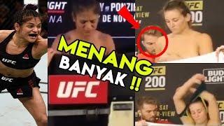 Download Video PETARUNG UFC WANITA MARAH HARUS TELANJANG DI TIMBANG BADAN MP3 3GP MP4