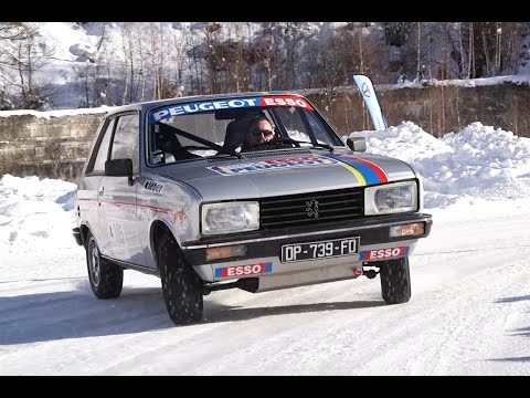 Essai Peugeot 104 ZS (Coupe 104 ZS glace)