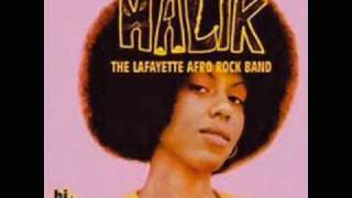The Lafayette Afro Rock Band - Quick