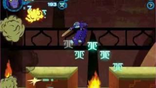 Sym-Bionic Titan - Teenage Warriors - Lance - Gameplay - Level 1