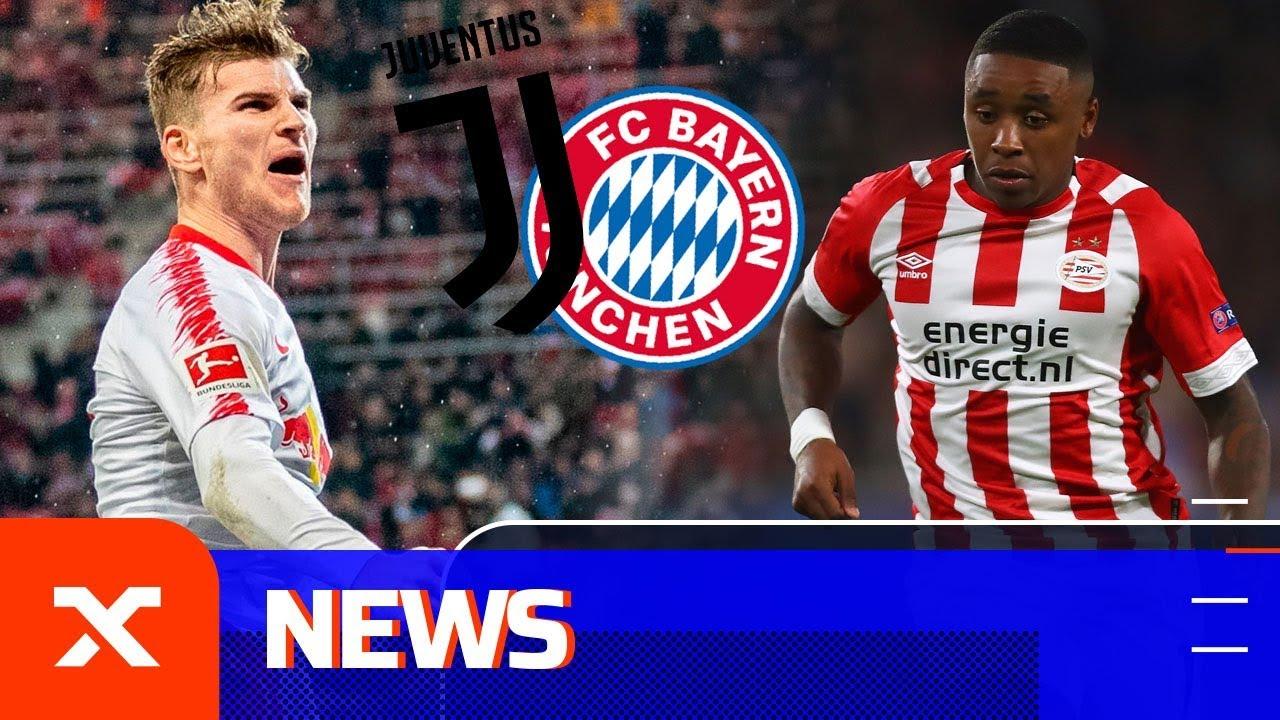 Transfer News Bayern