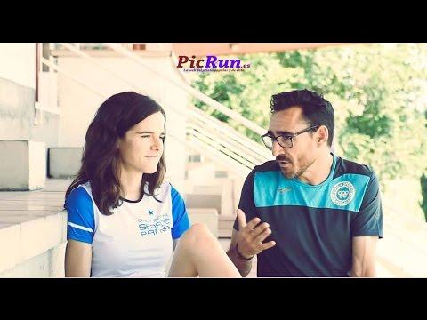 Entrevista a Ana Lozano, atleta de élite de Guadalajara, España.