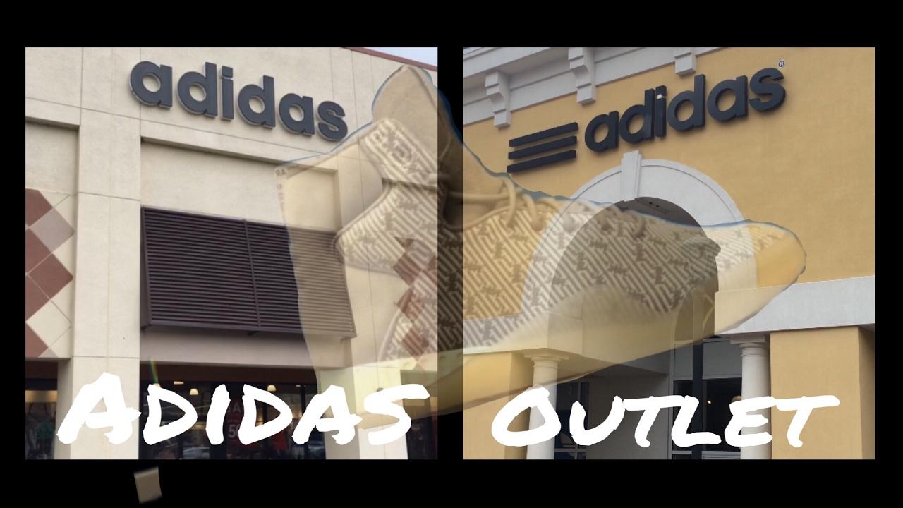 Adidas Outlet Vlog  7a6caa475