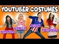 DIY Youtuber Costumes for Halloween: Wengie, Logan Paul and More. Totally TV