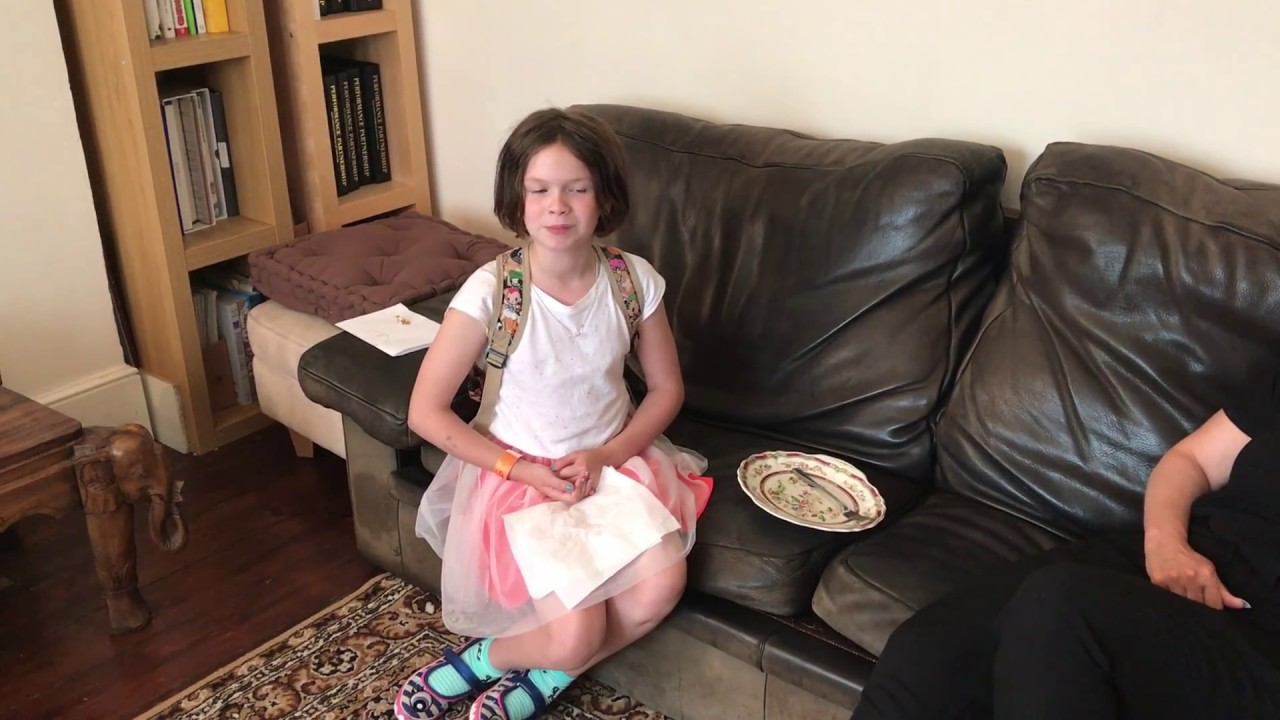 Eide - 10yo - SED/ARFID - One hour therapy Non-Hypnosis ...