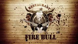 Wild West Fire Bull