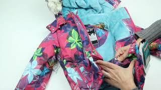 Зимний комплект для девочек Gusti Boutique, арт. GWG 5590