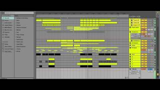 Tiësto Pres. Alone in the Dark - Edward Carnby (Ableton Template)