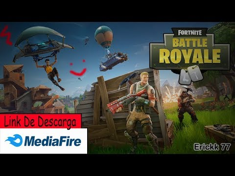 Descargar Fortnite Battle Royale Para Pc Gratis 4 Erick 77 YouTube
