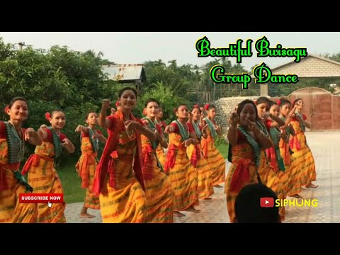 Beautiful Bwisagu Group Dance 2018