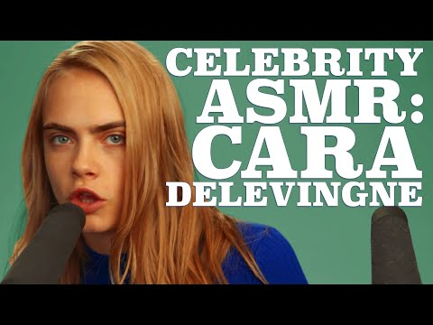 Cara Delevingne is listed (or ranked) 3 on the list Celebrities Who Made ASMR Videos