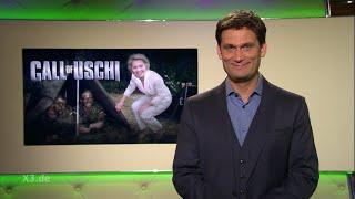 Christian Ehring mit Neuigkeiten von der Bundeswehr