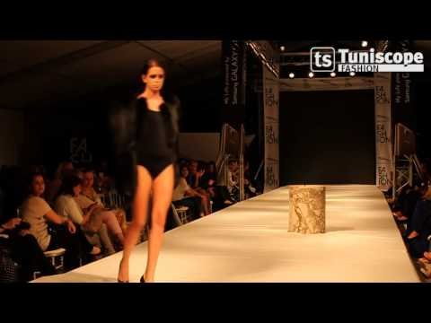 Fashion week Tunis 2014 - Défilé de Quentin VERON - 29 MAI 2014