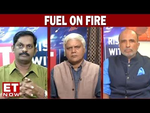 Petrol & Diesel Prices Sky-rocket! | India Development Debate | Fuel On Fire