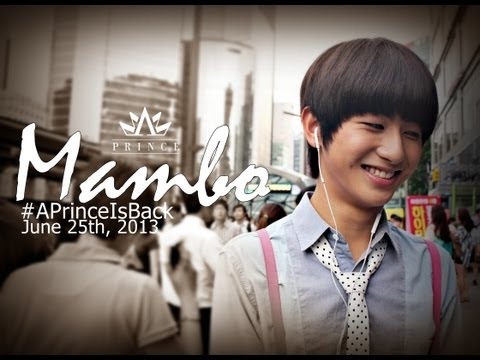 에이프린스 A-PRINCE - Gangnam Mambo 강남 맘보