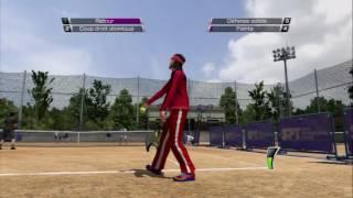 Virtua Tennis 4 - PS3 - World Tour - Gaming part 7 (Fixed)