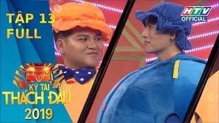 KỲ TÀI THÁCH ĐẤU 2019 | Hari chơi xuất thần, Ôn Vĩnh Quang té bầm dập TẬP 13 FULL 8/12/2019 #KTTD