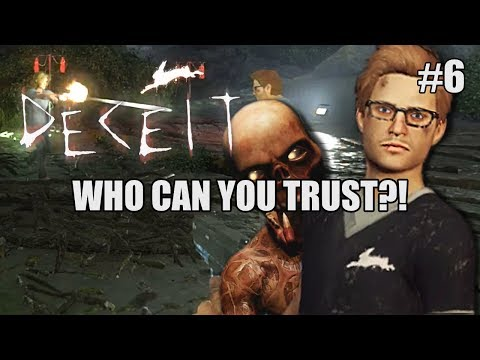 WHO CAN YOU TRUST? (Deceit #6)
