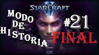 StarCraft 2 Heart of the Swarm. CAMPAÑA/DIFÍCIL Cap. 21 ~FINAL~
