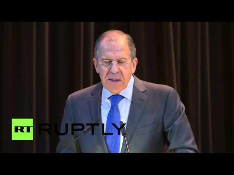 Russia: Anti-Russia hysteria existed before Ukraine - Lavrov
