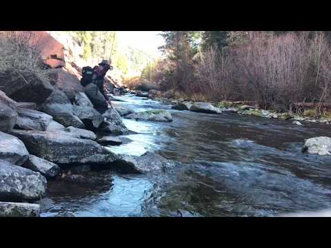 Fly Fishing The Frying Pan River ( Part: 2 )