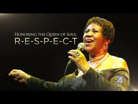 Honoring the Queen of Soul: R-E-S-P-E-C-T
