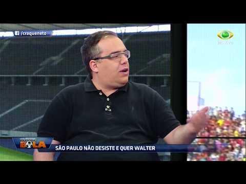 Rodrigo Vessoni: Walter Deu Azar Este Ano