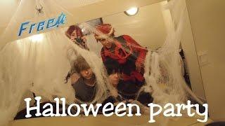 [CMV] Free! Iwatobi Swim Club - Halloween party