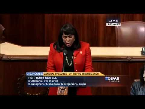 Rep. Sewell Honors the Legacy of Jimmie Lee Jackson