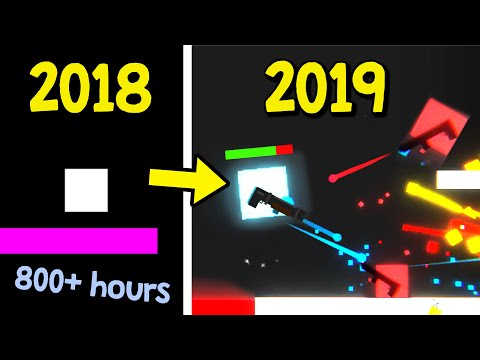 1 Year Of Learning Game Development With Unity In 5 Minutes