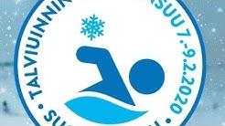 Talviuinnin SM-kisat 8.2.2020, rintauinti 25m