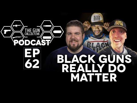Black Guns REALLY DO MATTER w/ Maj Toure   TGC PODCAST   Ep. 062