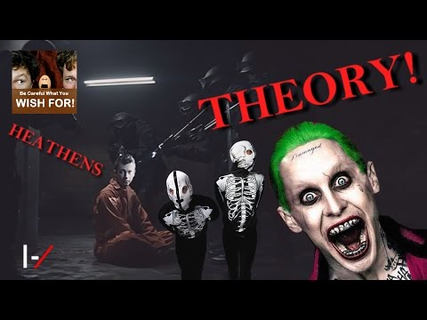 Twenty One Pilots - Heathens - Suicide Squad Song (Theory)