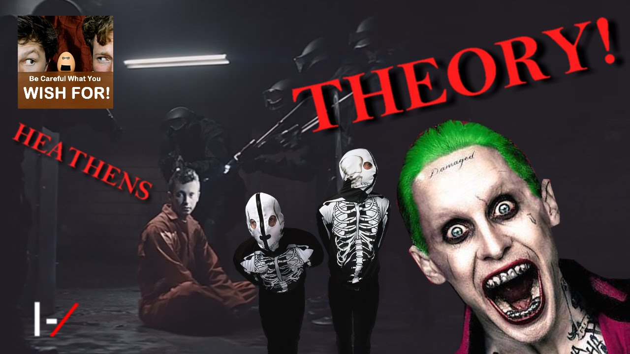732c4302dbaaa2 Twenty One Pilots - Heathens - Suicide Squad Song (Theory) - YouTube