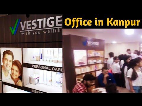 Vestige Branch Office Kanpur Visit Vision 21Team For Association 9369005527