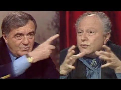 Claude Lanzmann et Michel Polac - Shoah : jusqu'où peut aller la fiction ? (1994)