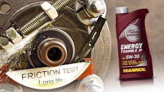 Mannol Energy Formula JP 5W30 Jak skutecznie olej chroni silnik?