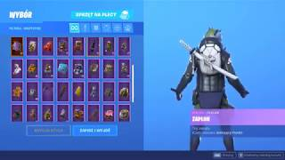 BUY FORTNITE ACCOUNT + SAVE THE WORLD OR EXCHANGE FOR SKINS TO CSGO
