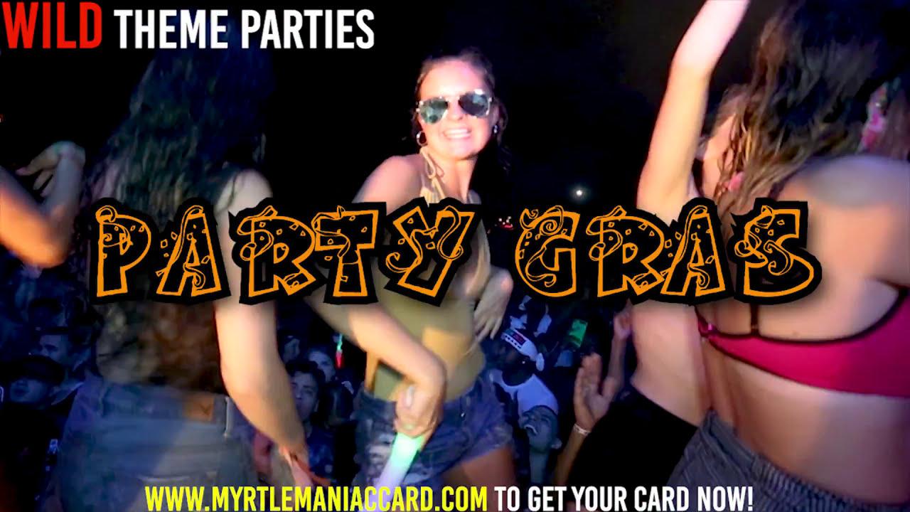 Myrtlemaniac Senior Week Video