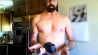 Thomas The Half Naked Handyman Part 2 - The Final Video- Jacob Lenhoff Tours America