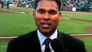 """The Thrill"" First MLB At-Bat"