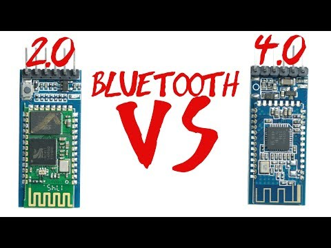 Bluetooth 2.0 VS Bluetooth 4.0 (BLE) || Is an Upgrade worth it?