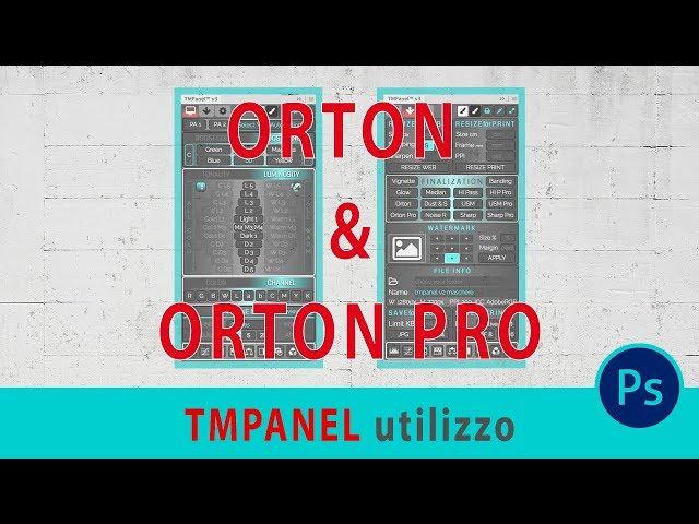 Orton & Orton Pro con il TMPanel