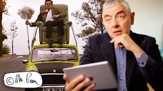 Rowan Atkinson Reveals Some Filming Secrets... | Happy Birthday Mr Bean | Behind The Scenes