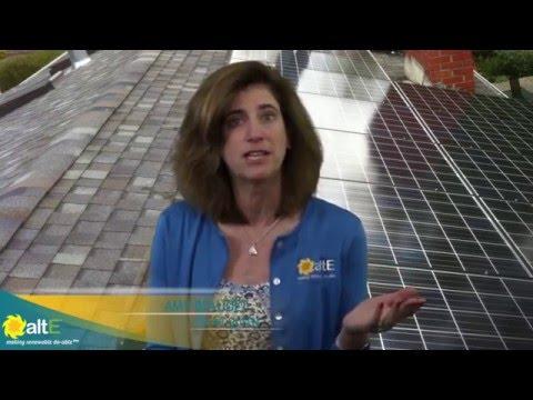 Using altE's Grid Tie Solar Calculator