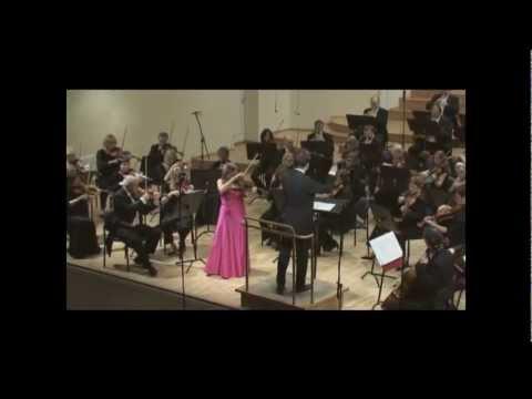 Natalia Lomeiko-Pyotr Ilyich Tchaikovsky/ violin concerto.Part 3.
